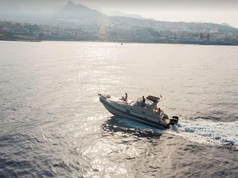 Descubriendo Tenerife en barco