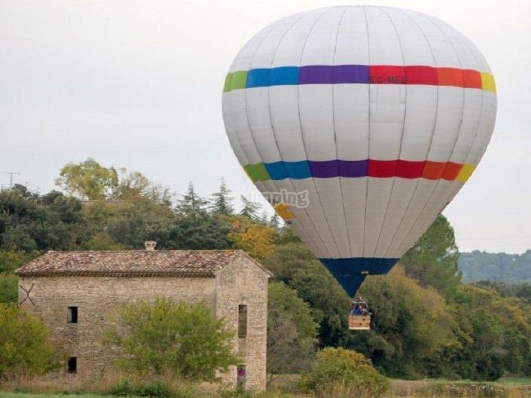 Inizia il volo a Lleida