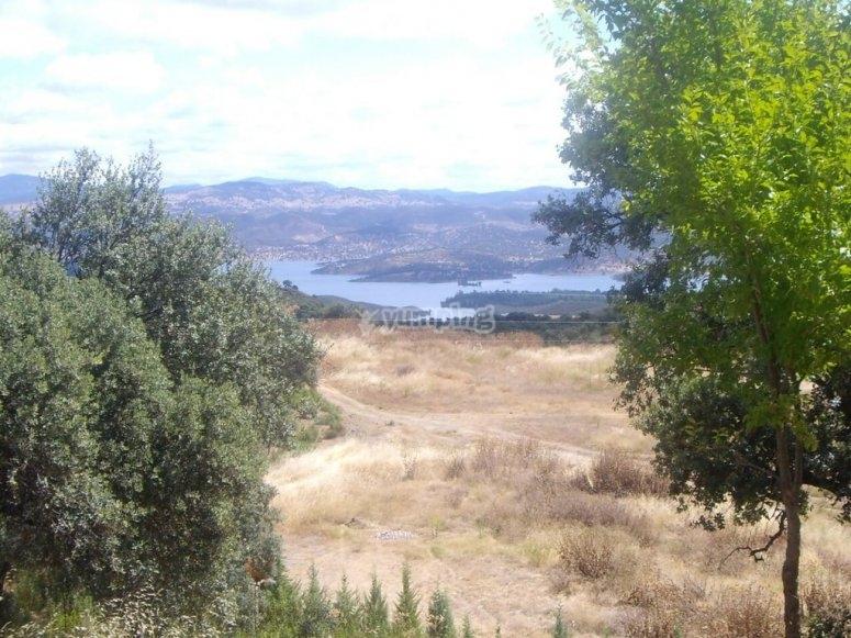 Sierra Morena desde el 4x4