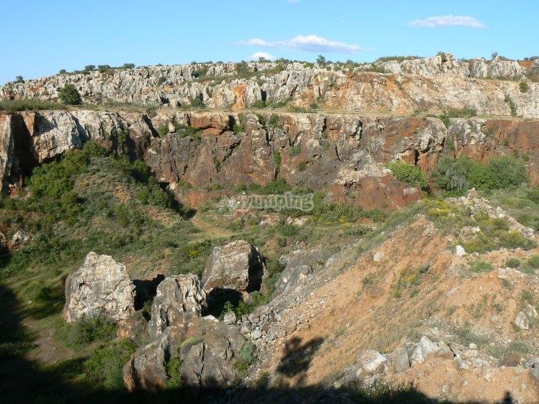 Recorriendo en 4x4 la Sierra Morena cordobesa