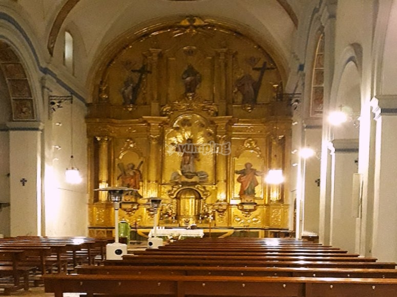 Iglesia de San Esteban en Loarre