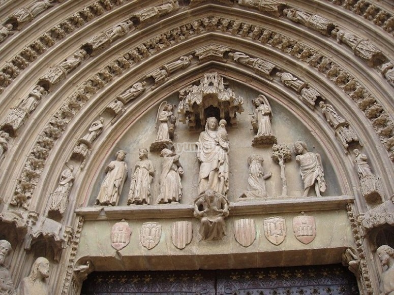 Discovering Huesca