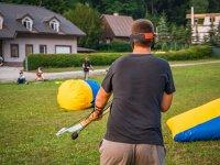 Partida archery tag en San Antonio de Benagéber 1h