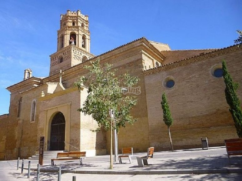 The Cathedral of Santa María del Romeral