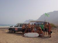 Los surfistas