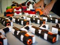 Armas para juegos de laser tag