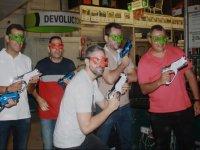Grupo laser adultos