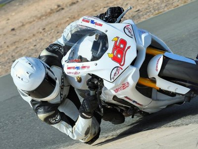 Motorcycle driving course Jerez Circuit 4 days