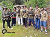 Laser tag en team building