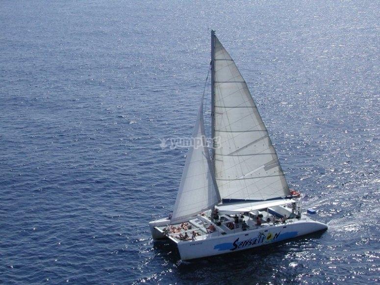 穿越地中海