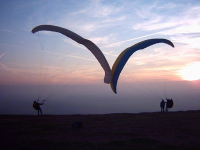 FlySer Aventura Parapente