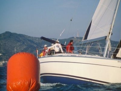 Sailing regatta for teambuilding in Sitges
