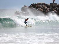 Lezione di surf sulla costa di Barreiros 3 giorni