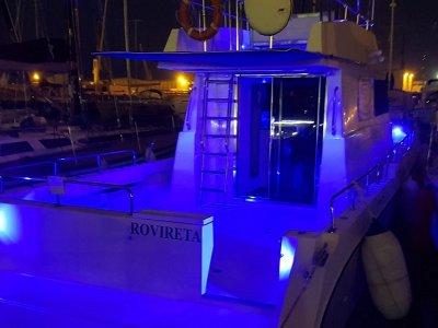 Ruta en barco por las playas hasta Peñíscola 10 h