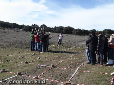 Meridiano Raid Team Building