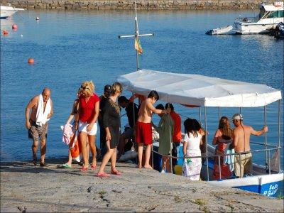 Trampalones Paseos en Barco