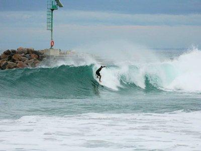 Corso di surf avanzato a Foz o Barreiros 3 giorni