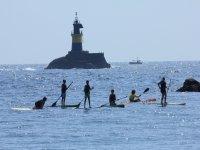 Noleggio attrezzatura da paddle surf a Costa Barreiros