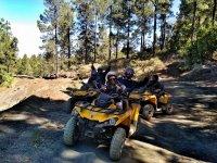 Excursion en quads a La Cumbre
