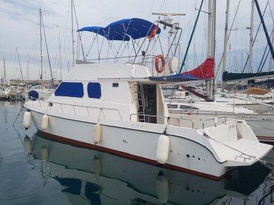Ruta en barco y fondeo hasta Islas Columbretes 10h