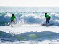 Curso de surf en Chiclana de la Frontera 3 días