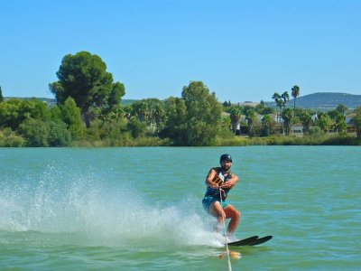 Arcos Lake Activities