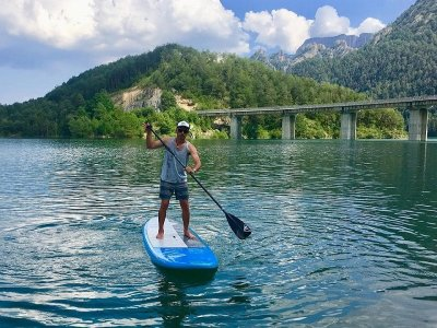 Alquiler material paddle surf Llosa del Cavall 1h