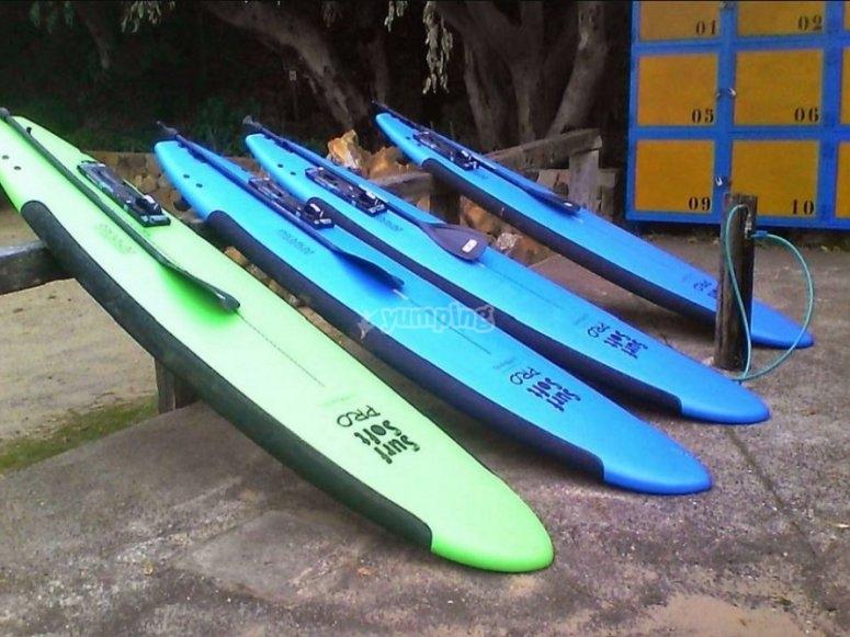 桨冲浪设备