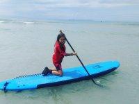 Alquiler material paddle surf en Tarifa 1día