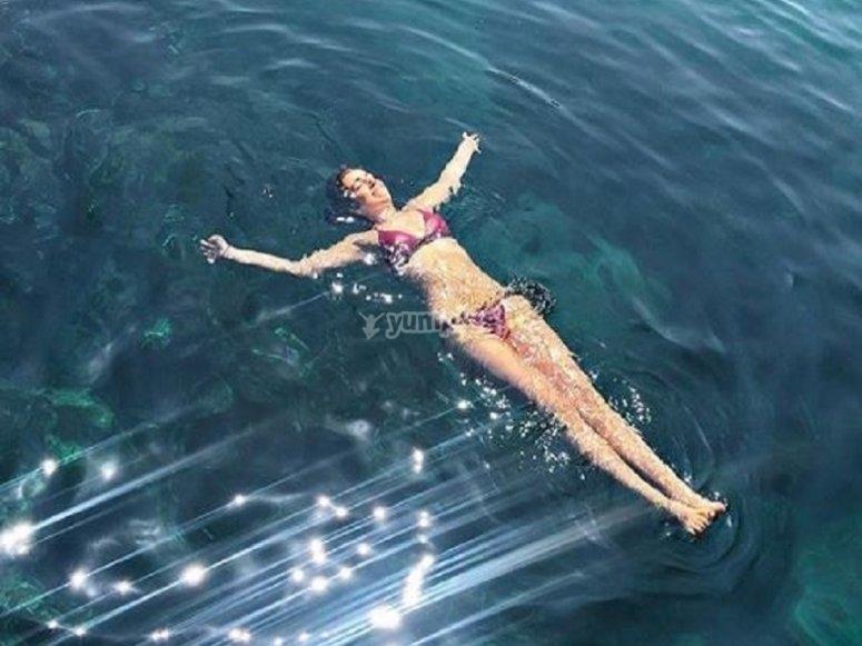 Relax en el Mediterráneo