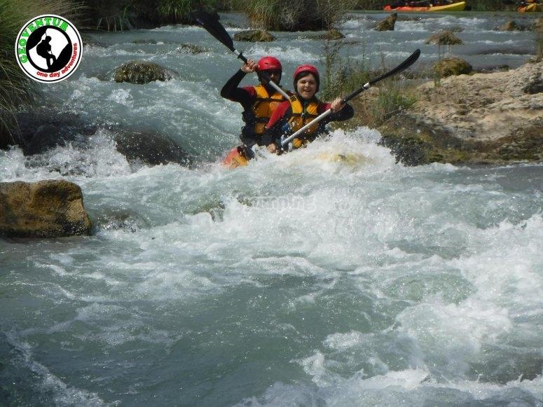 Por el curso del río Guadalope