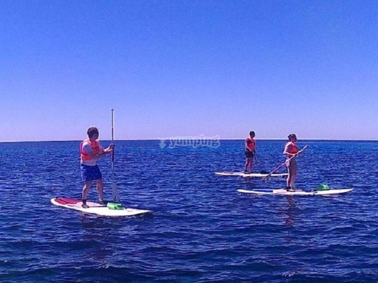 Surcando el Mediterráneo