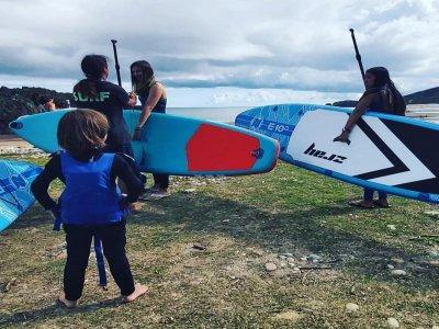 Llanes Escuela de Surf Paddle Surf