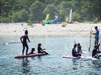 Clases de paddle surf en Asturias
