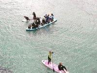 Big paddle surf
