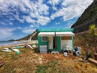 Escuela de surf en Llanes