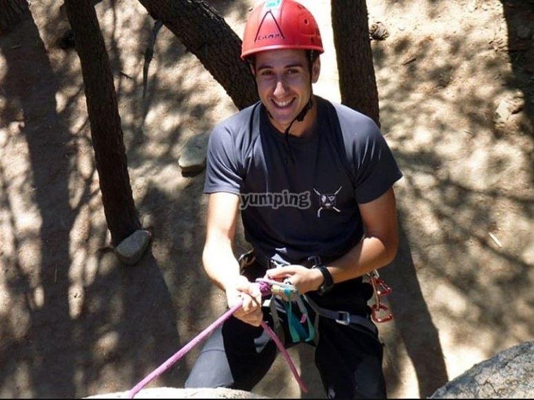 Imparare a scalare le pareti
