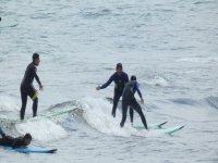Clases particulares de surf en Llanes