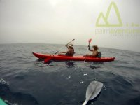 Kayak dobles e individuales