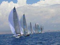 Barche allineate