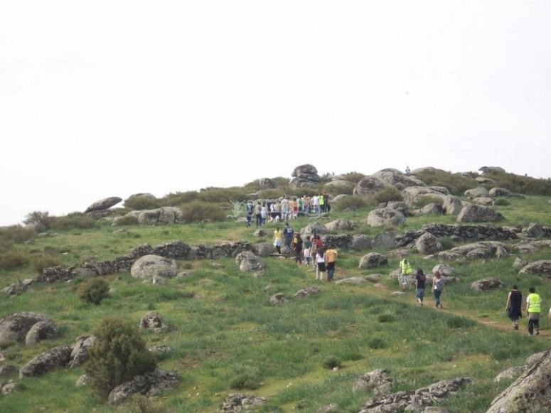 Paisajes de la Sierra de Gredos