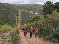Sentier de randonnée à travers la Sierra de Gredos 1 heure
