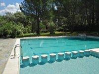 La piscina para las aventuras mas divertidas