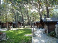 Bungalows para nuestros campamentos