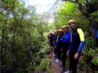 Team building con turismo attivo