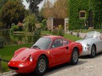 Guida una Ferrari