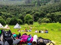 Campamento de inglés en Cantabria
