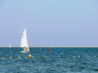 Sailboating school in Torrevieja