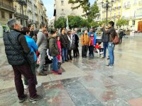Guided tours for groups in Valencia