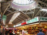 In the Valencian market